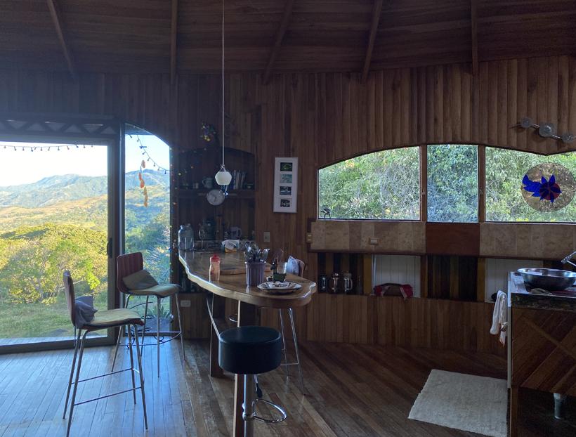 keuken in Finca Pipilacha