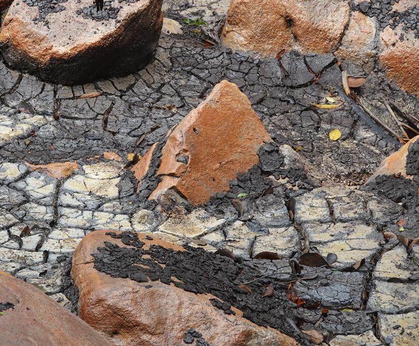 vulkanische activiteit in Rincon de la Vieja