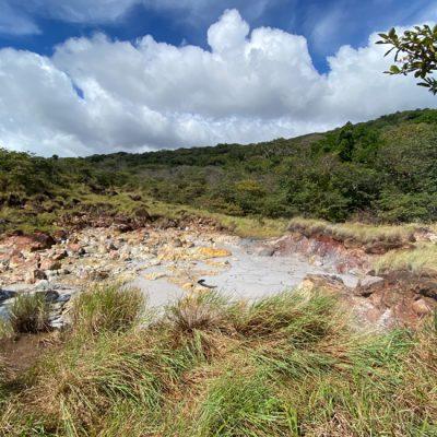 Vulkanisch natuurschoon in Curubandé en Rincón de la Vieja