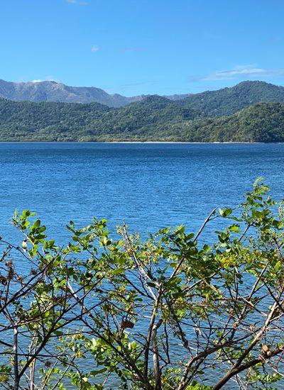 zicht op Santa Rosa Nationaal Park Murcielago stranden