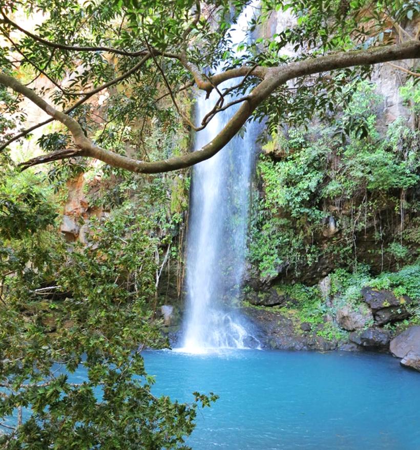 waterval Cangreja