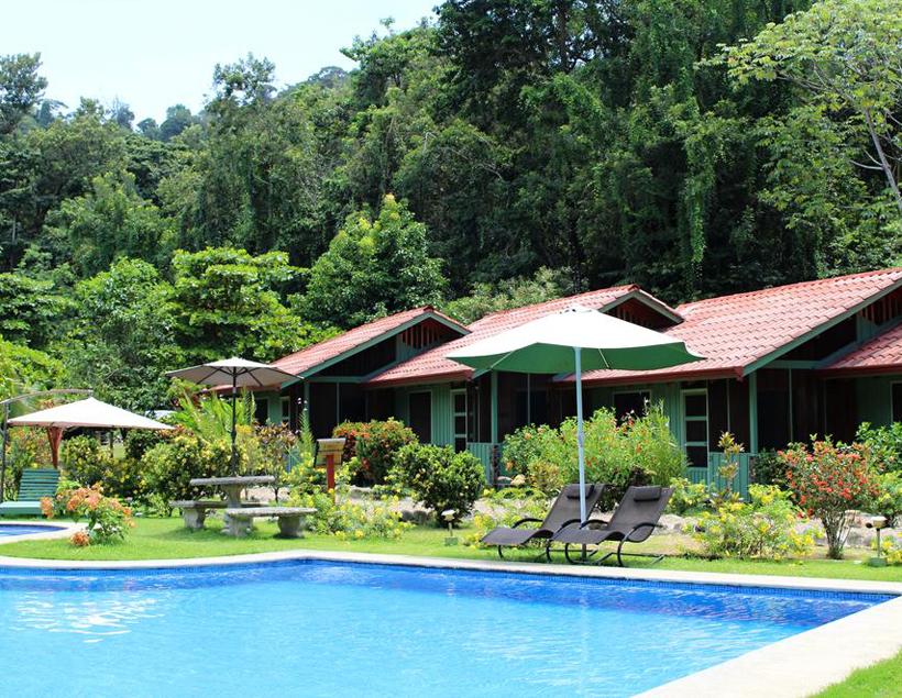 zwembad Hacienda Baru