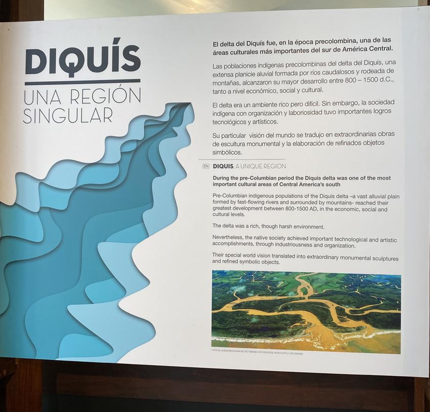 Diquis-regio-oude-cultuur