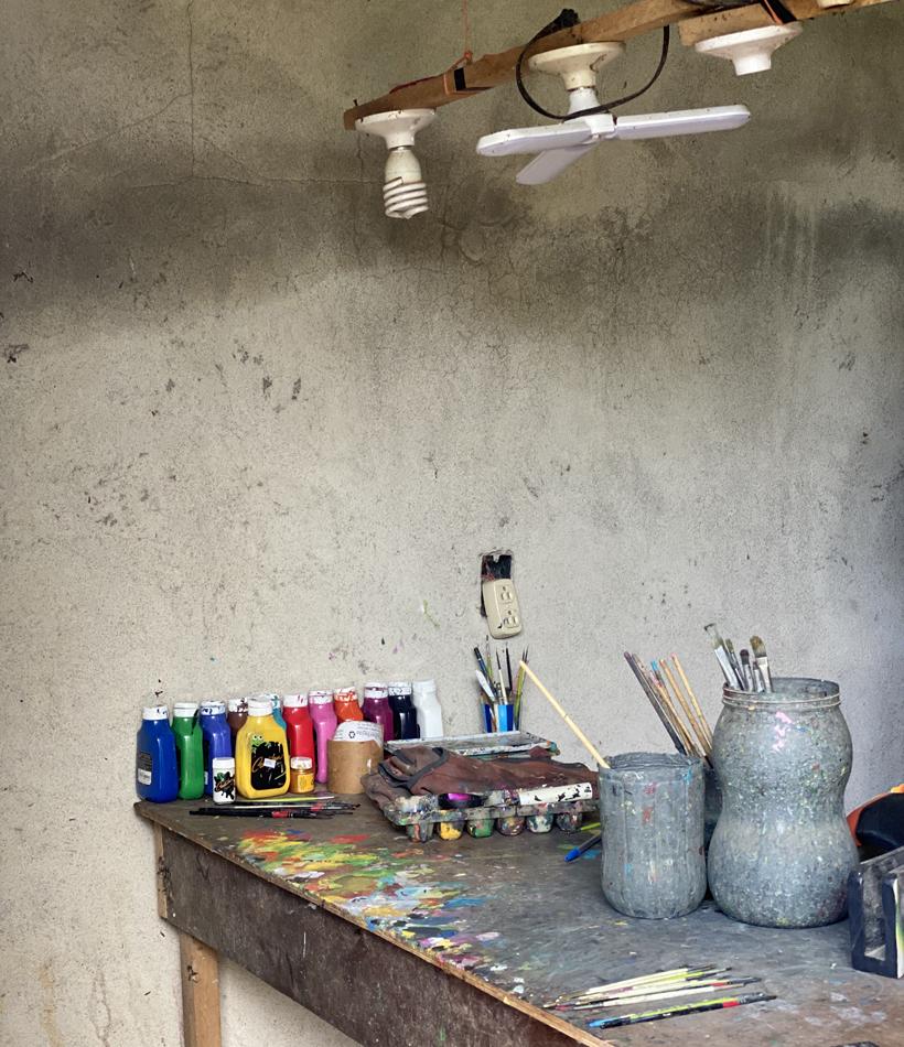 atelier Boruca