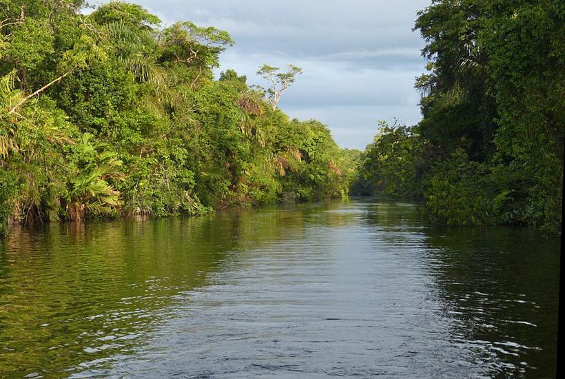 tortuguero rivier